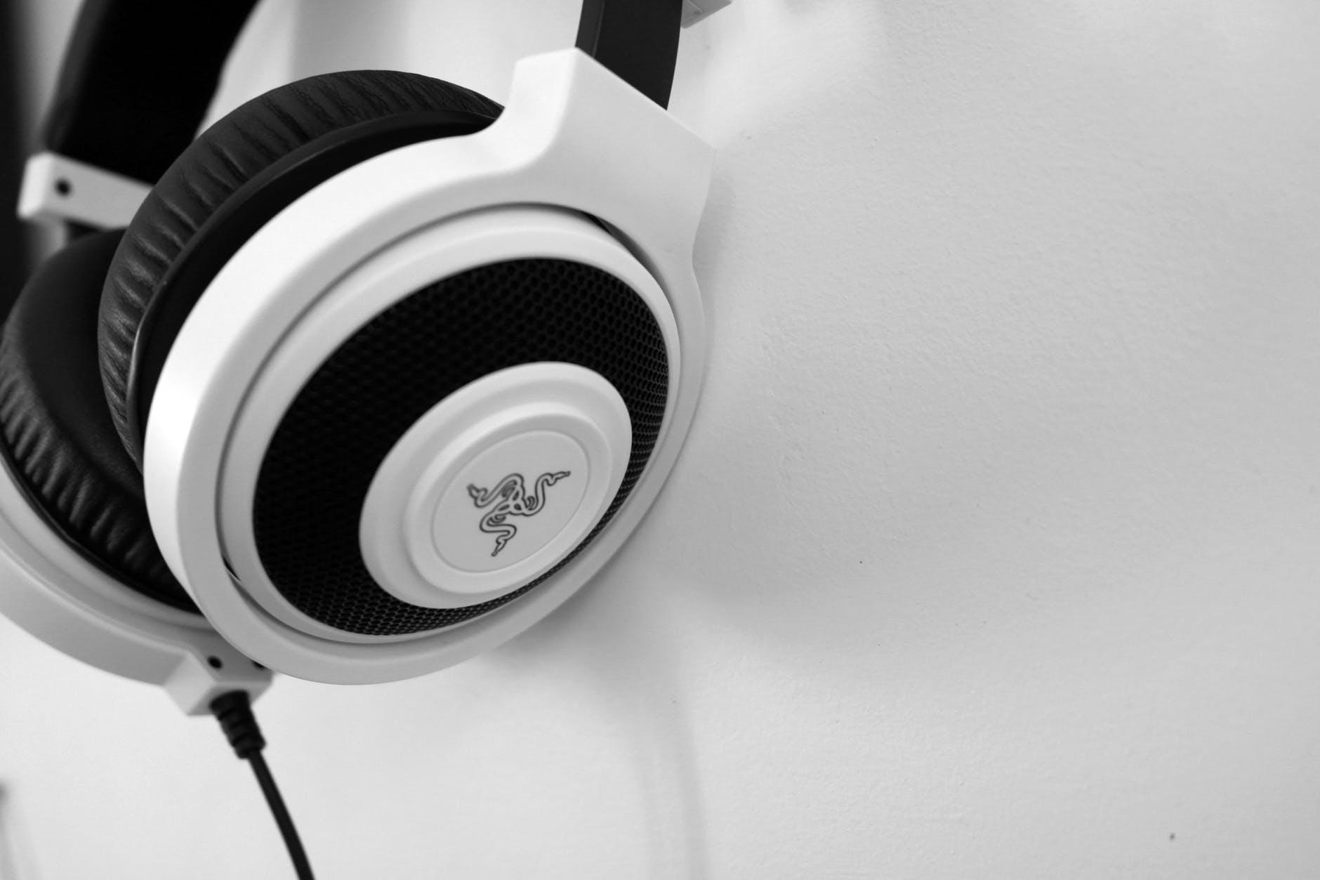 KEF Headphone and Speaker